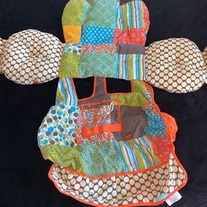 Infant Baby Shopping Cart Cover
